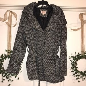 Winter coat, size XXL